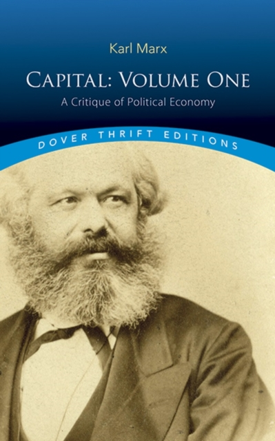 Cover for: Capital : A Critique of Political Economy