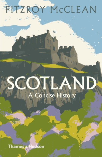 Cover for: Scotland: A Concise History