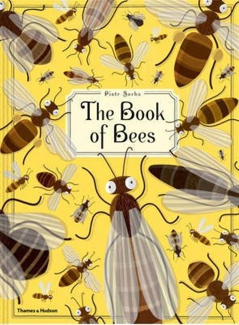 Cover for: The Book of Bees