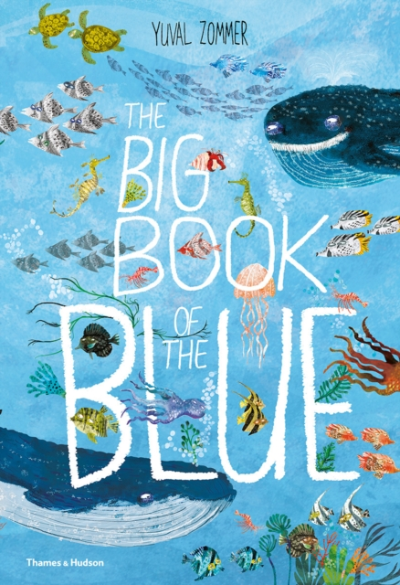 Cover for: The Big Book of the Blue