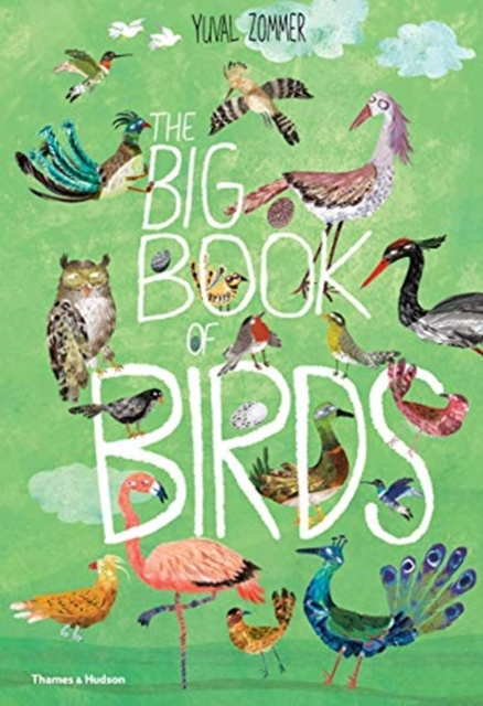 Cover for: The Big Book of Birds