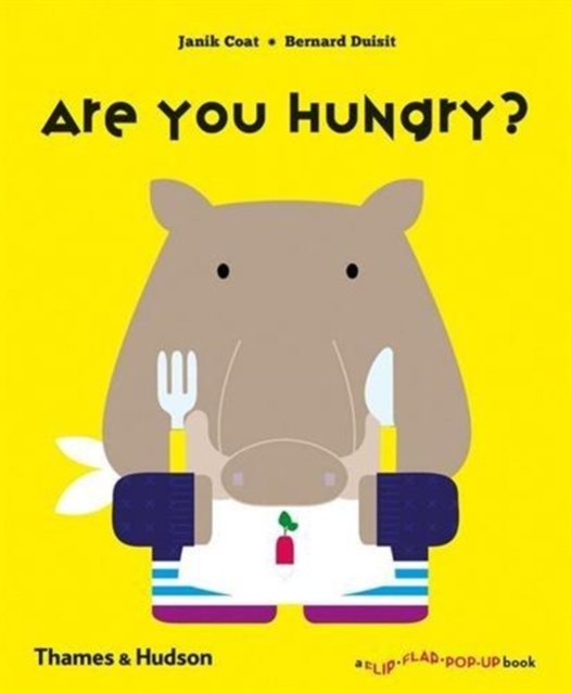 Cover for: Are You Hungry?