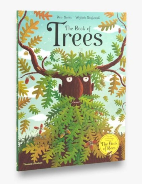 Cover for: The Book of Trees