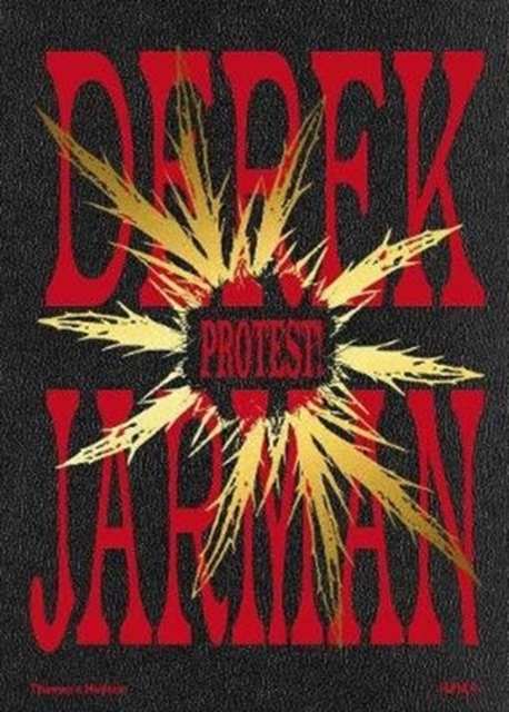 Cover for: Derek Jarman: Protest!