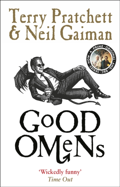 Cover for: Good Omens