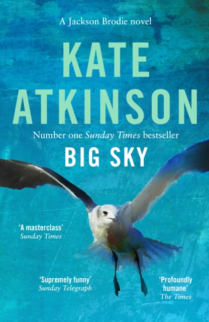 Cover for: Big Sky