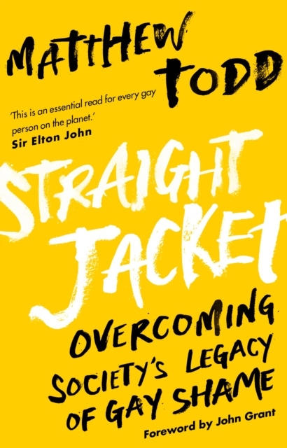 Cover for: Straight Jacket