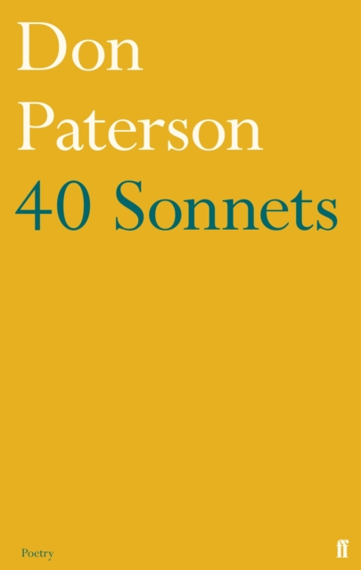 Cover for: 40 Sonnets