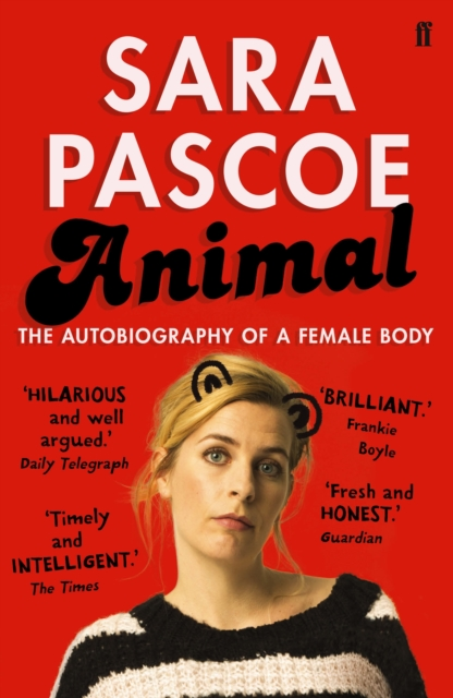 Cover for: Animal : The Autobiography of a Female Body