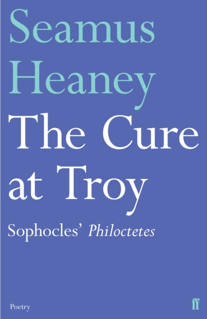 Cover for: The Cure at Troy