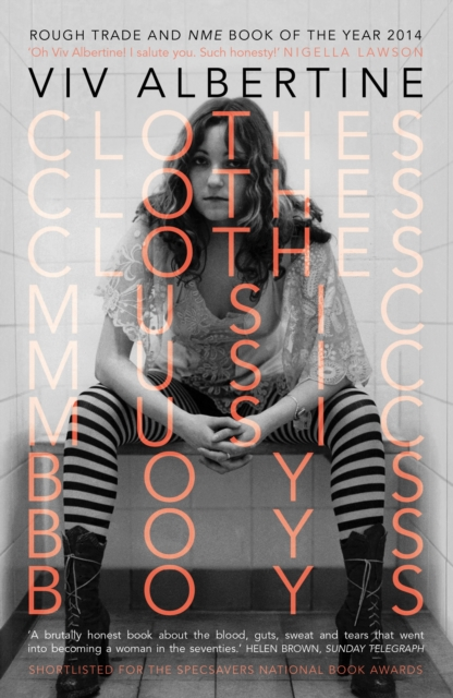 Cover for: Clothes, Clothes, Clothes. Music, Music, Music. Boys, Boys, Boys.