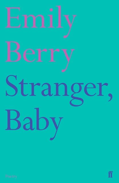 Cover for: Stranger, Baby