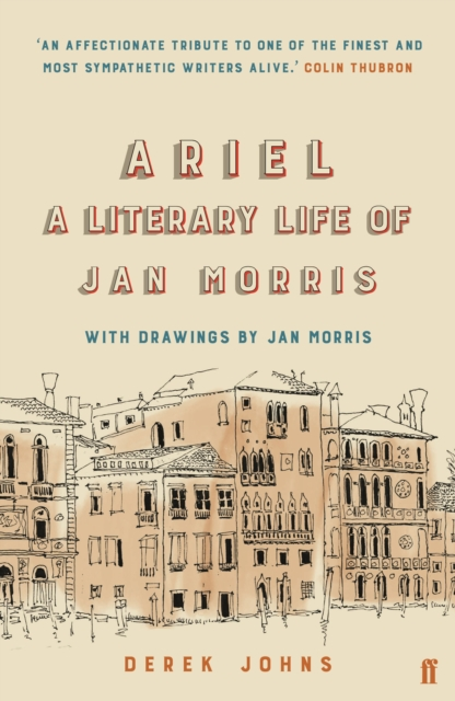 Cover for: Ariel : A Literary Life of Jan Morris