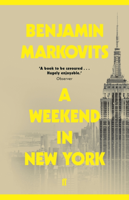 Cover for: A Weekend in New York