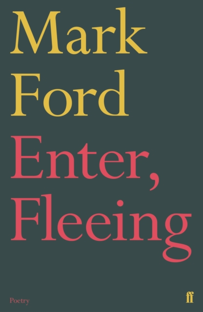 Cover for: Enter, Fleeing