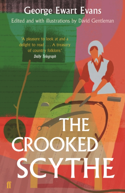Cover for: The Crooked Scythe : An Anthology of Oral History