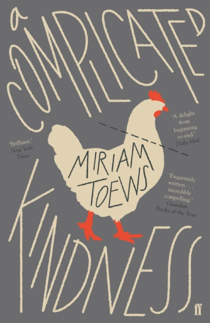 Cover for: A Complicated Kindness