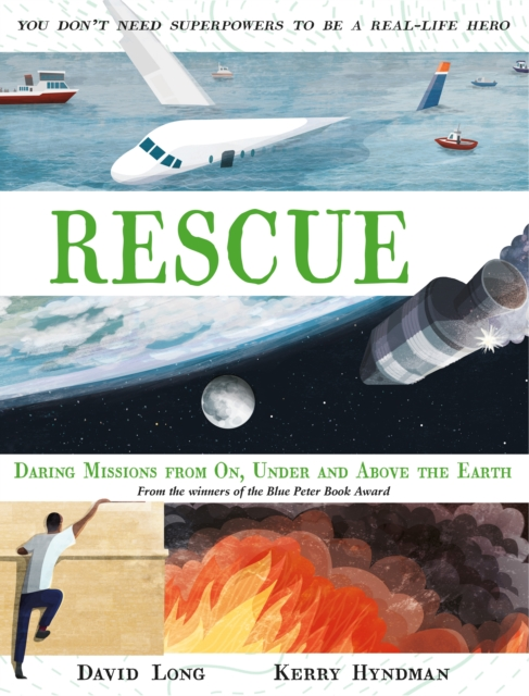 Cover for: Rescue