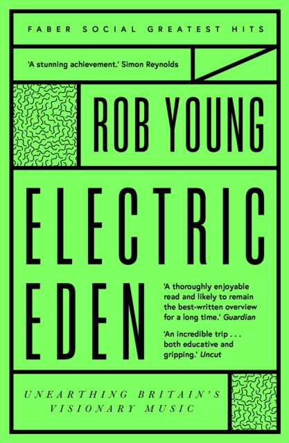 Cover for: Electric Eden : Unearthing Britain's Visionary Music