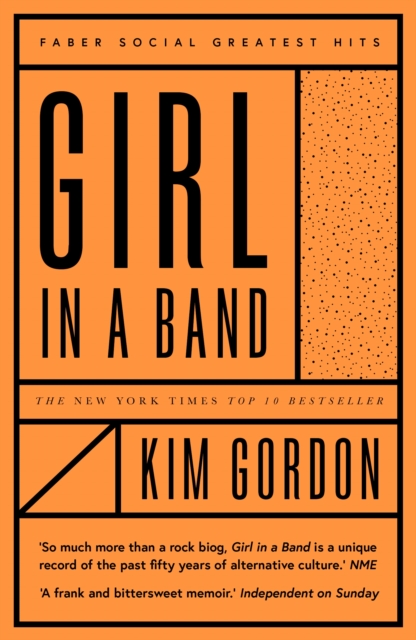 Cover for: Girl in a Band