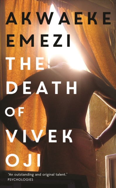 Cover for: The Death of Vivek Oji