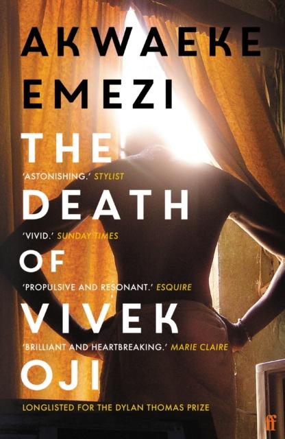 Image for The Death of Vivek Oji