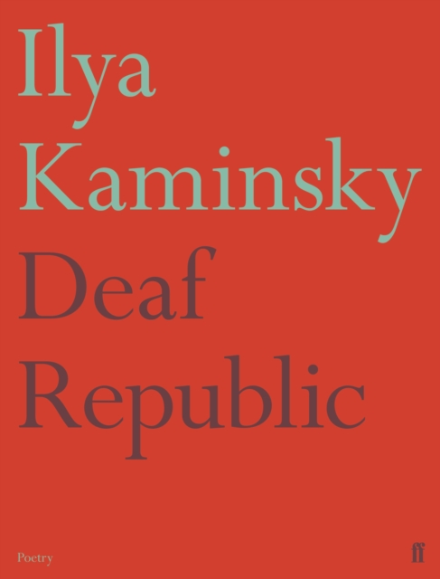Cover for: Deaf Republic
