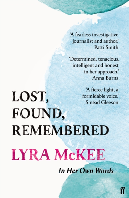 Image for Lost, Found, Remembered