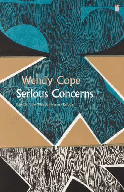 Cover for: Serious Concerns