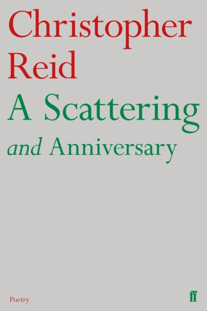 Cover for: A Scattering and Anniversary