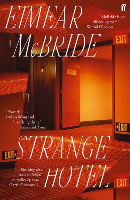 Cover for: Strange Hotel