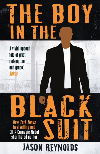 Cover for: The Boy in the Black Suit
