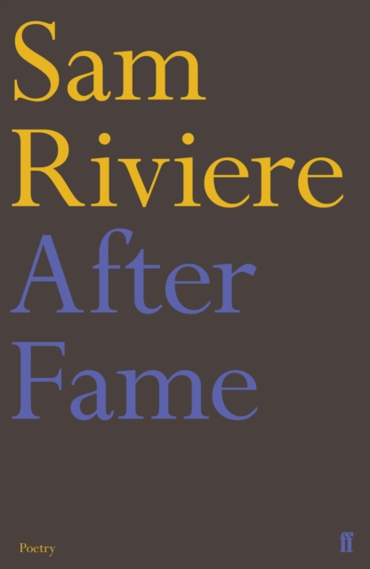 Image for After Fame : The Epigrams of Martial