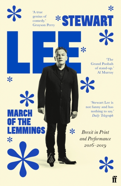 Cover for: March of the Lemmings : Brexit in Print and Performance 2016-2019
