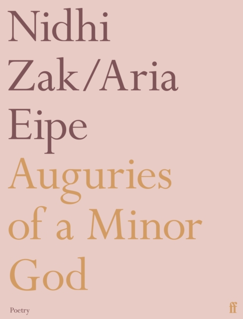 Image for Auguries of a Minor God