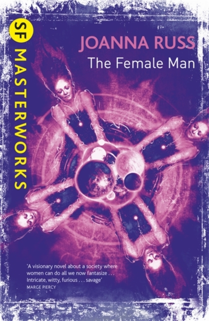 Cover for: The Female Man