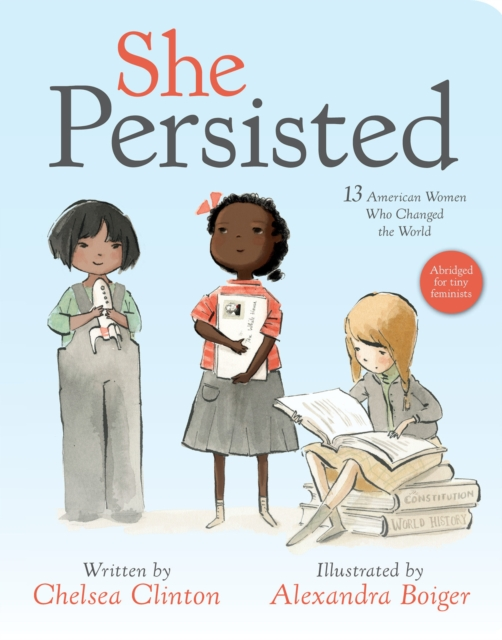 Cover for: She Persisted