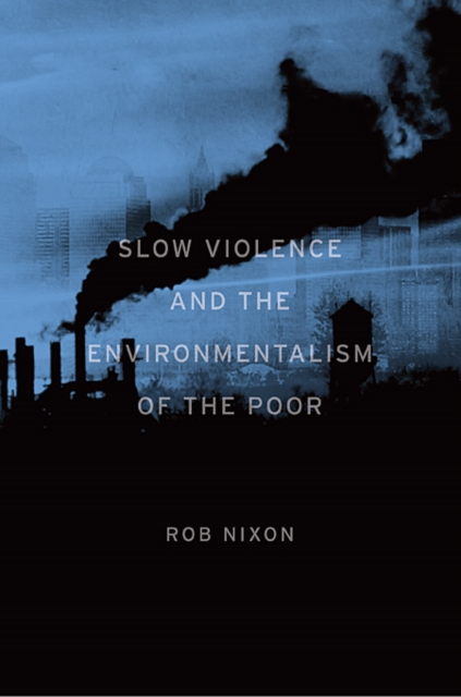 Cover for: Slow Violence and the Environmentalism of the Poor