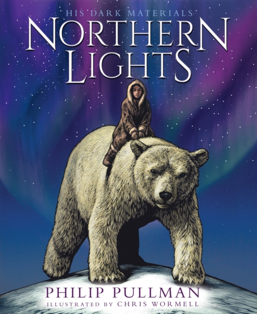 Cover for: Northern Lights: the Illustrated Edition : 1