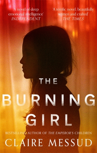 Cover for: The Burning Girl