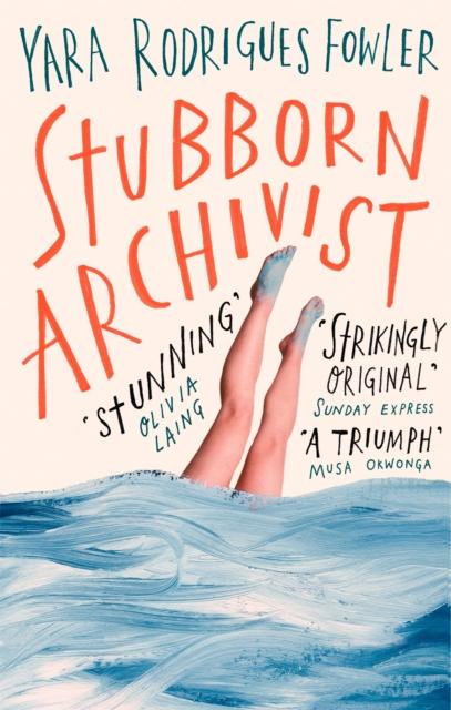 Cover for: Stubborn Archivist