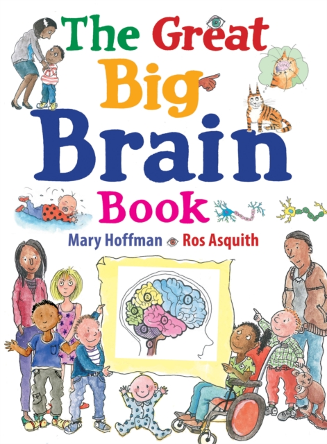 Cover for: The Great Big Brain Book