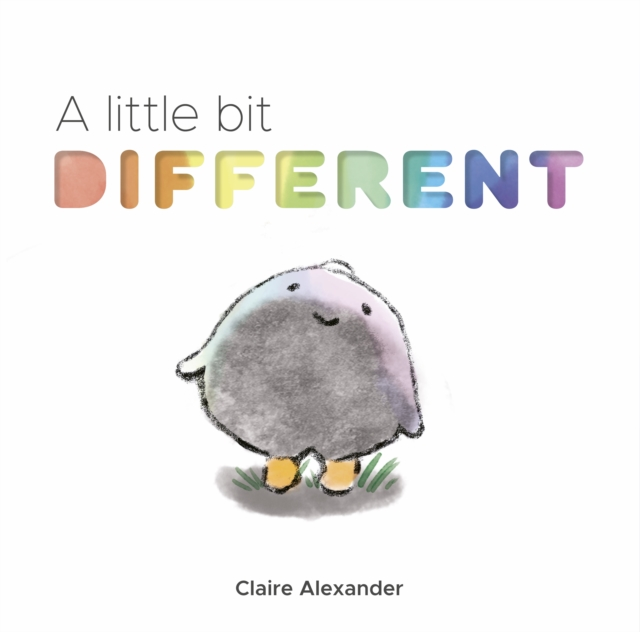 Cover for: A Little Bit Different