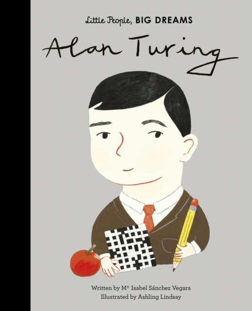 Cover for: Alan Turing : 38