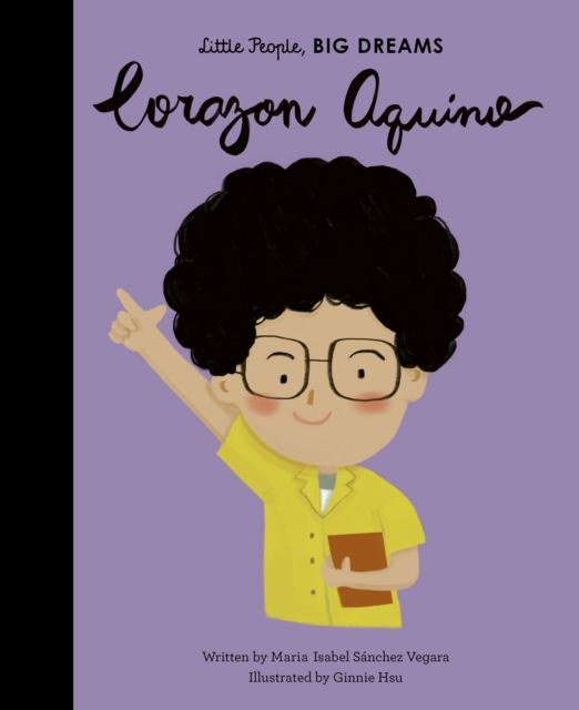 Cover for: Corazon Aquino : 43