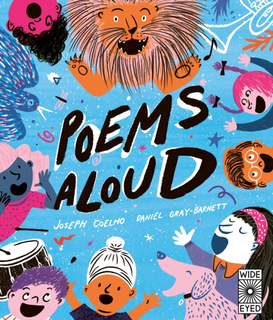 Cover for: Poems Aloud : An anthology of poems to read out loud