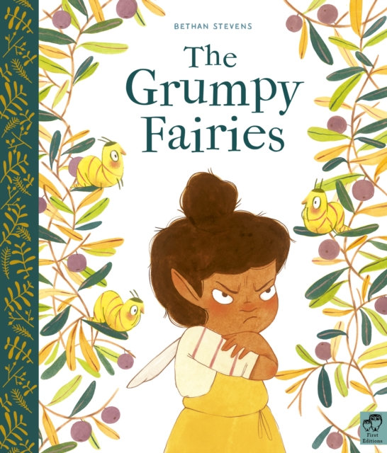 Cover for: The Grumpy Fairies