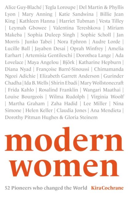 Cover for: Modern Women