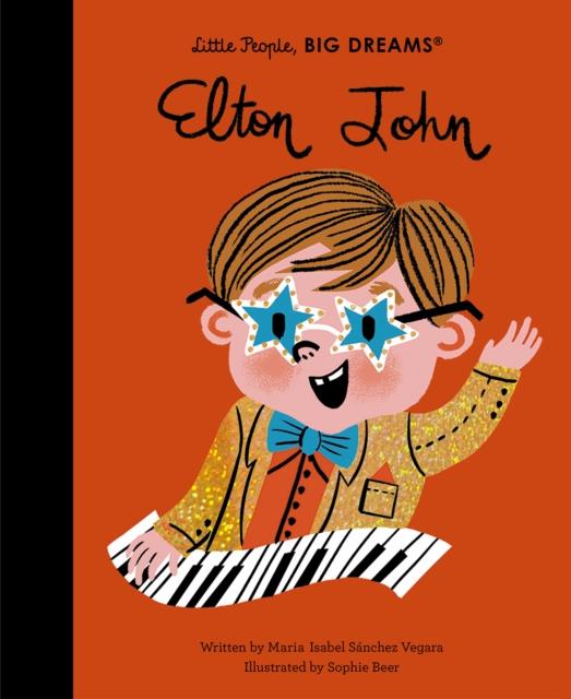 Cover for: Elton John : 50