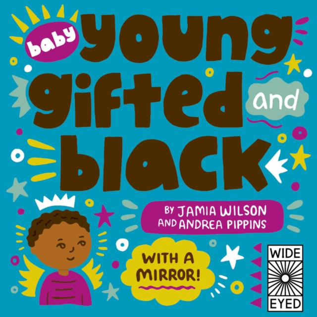 Image for Baby Young, Gifted, and Black : with a mirror!